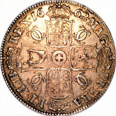Silver Crown of Charles II