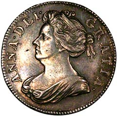 Queen Anne Shilling