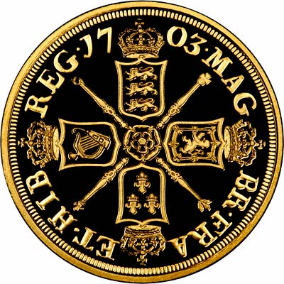 Reverse of George II Crown