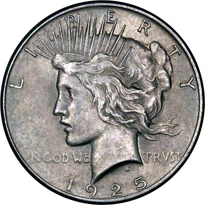 Peace Silver Dollar Value Chart