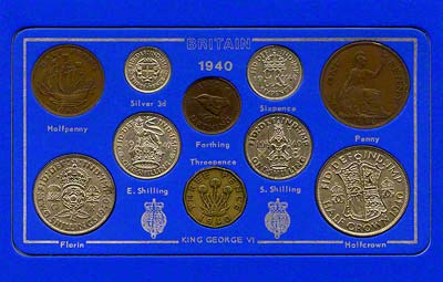 what year were coins silver