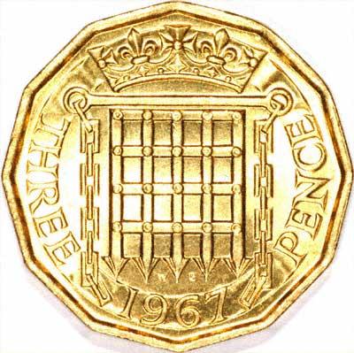 British Pre Decimal Coin Specifications