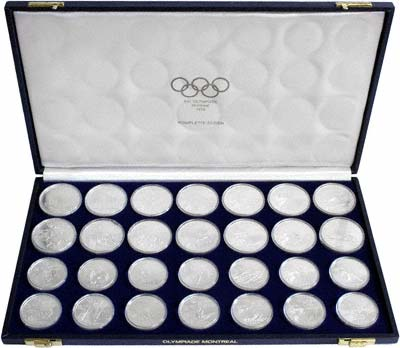 Silver Proof Collection in Box