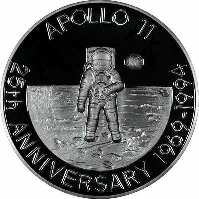 apollo 11 moon landing commemorative coin - photo #34