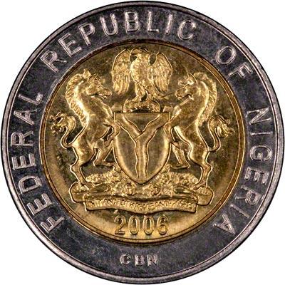 Nigeria Coins