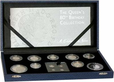 2006 Silver Proof Coins