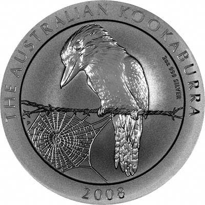 Gold Flakes in Centre of 2004 Eureka Stockade Australian Proof Silver Dollar