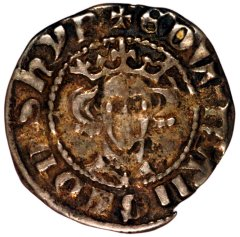 Silver Penny of Edward I