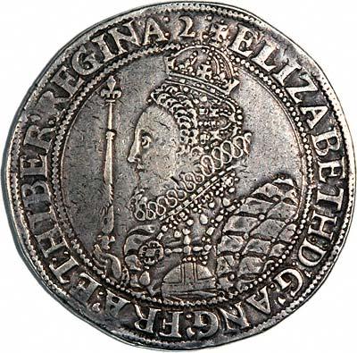 1602 Queen Elizabeth I Crown Queen Elizabeth 1 Crown