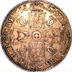 Silver Crown of Charles II