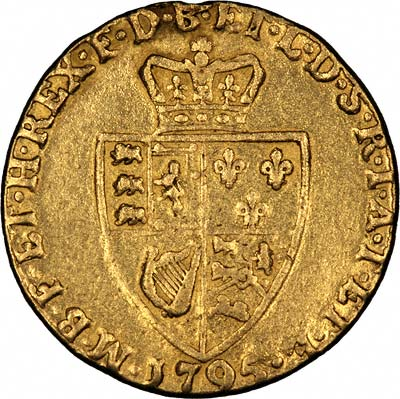 George III Guinea in Fair Condition