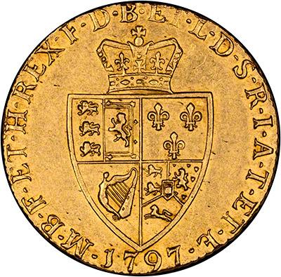 georgius 3rd coin 1797