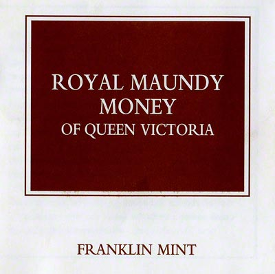 1840 Maundy Set in Presentation Box