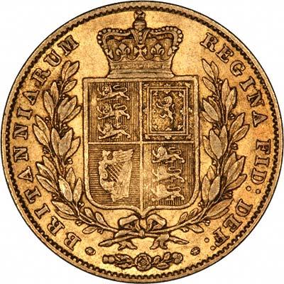 Victoria Shield Reverse