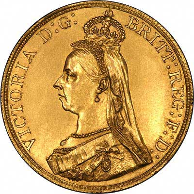 The Story Of The British Gold Five Pound Piece