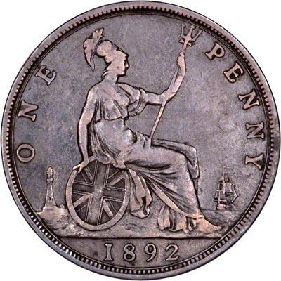 1892 British 163 Sd Coin Sets
