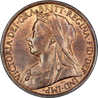 1897 Pennies