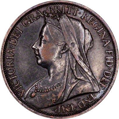 1898 Pennies