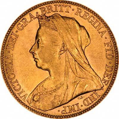 1899 Sovereign