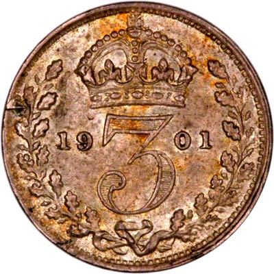 Silver Threepence
