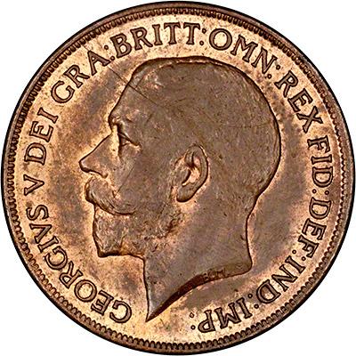 1920 Pennies