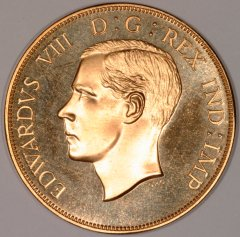 Gold Pattern Double Florin of Edward VIII