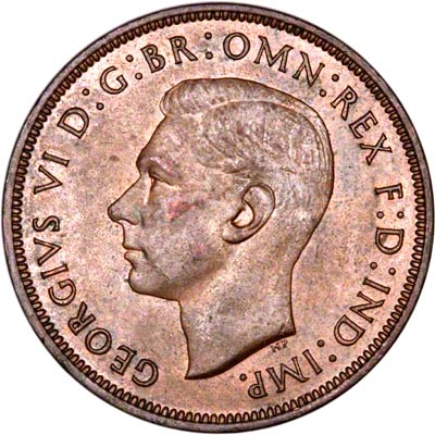 1945 Pennies