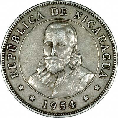 Nicaragua Coins