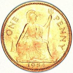 1954 Penny