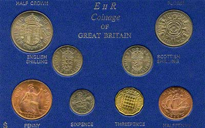 collectors coins great britain