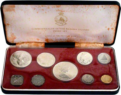 Bahamian Proof Coin Sets