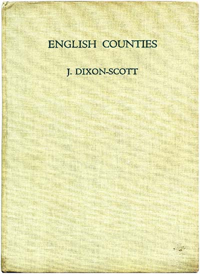 1974 Historic Counties of England Silver Medallion Book