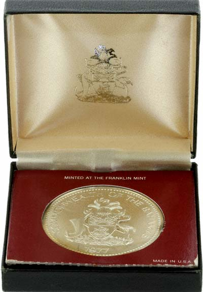 Anniversary Of Independence Silver Proof 10 Coin
