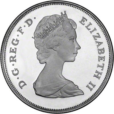 1980 Queen Mother's Birthday Crown