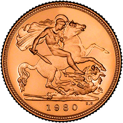 1980 Coins As Gifts