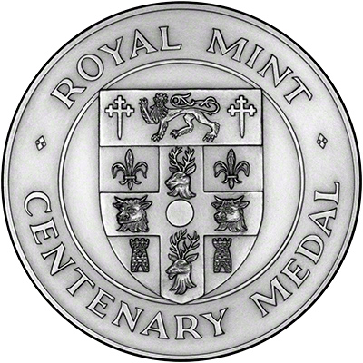 1993 John Harrison Medallion Obverse