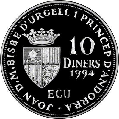 1994 andorra ecu REV