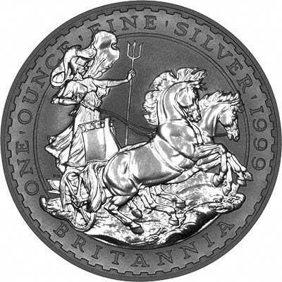 Britannia Silver Bullion Coins