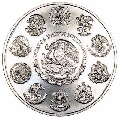 2003 One Ounce Mexican Silver Libertad