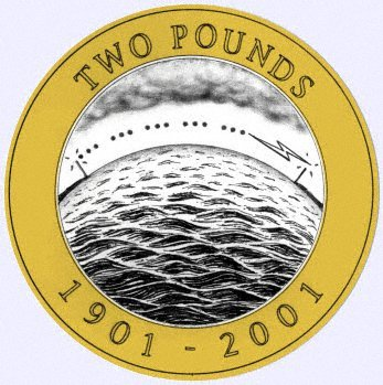 Proposed Reverse Design Numer 2 of 2001 £2 Coin