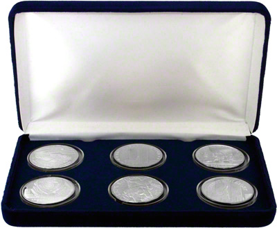 Complete Collection in Presentation Box