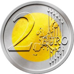 Common Reverse of the 2 Euro Coin
