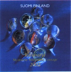 Official Finland Euro Coin Set