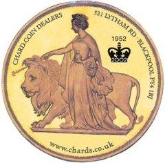 Golden Jubilee Medallion