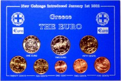 Our Own Presentation for the Greek Euro Coin Set