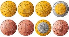 San Marino Euro Coins