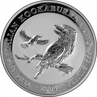 Birds On Coins
