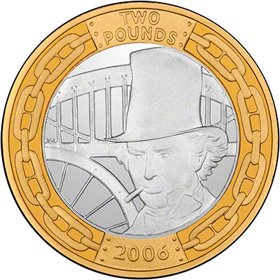 2015 800th Anniversary Of The Magna Carta Two Pound Coin