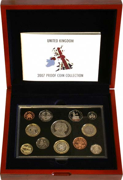 2007 Executive Proof Set