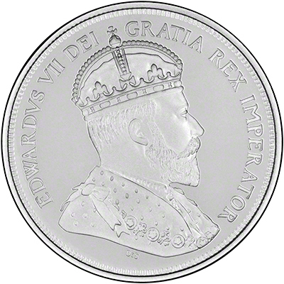 Obverse of 2008 Canada Silver 50 Cents